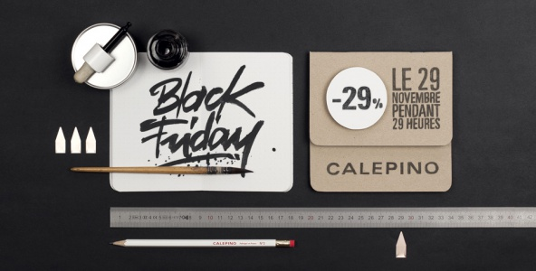 Black Friday Calepino 2013